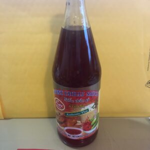 AUTHENTIC THAI  SWEET CHILLI SAUCE 29.5oz